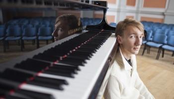 Jan Šimandl, klavirista, klavír, klavirista Jan Šimandl